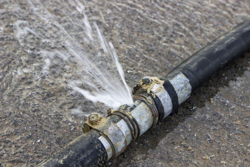 water line repair in Catalina Foothills, AZ