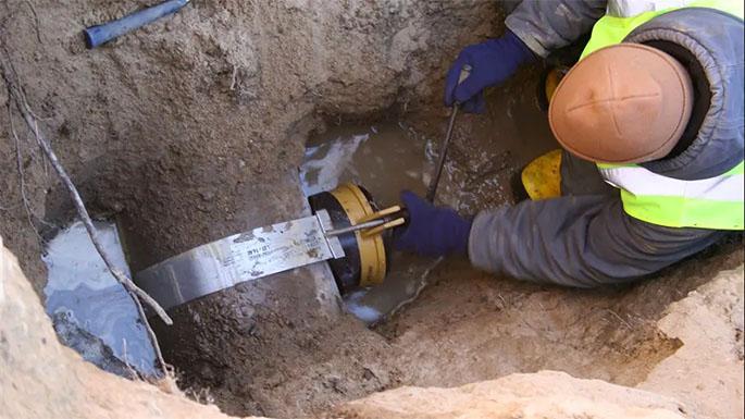 Trenchless pipe repair in Tortolita, AZ