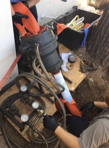 trenchless sewer repair in Tortolita, AZ