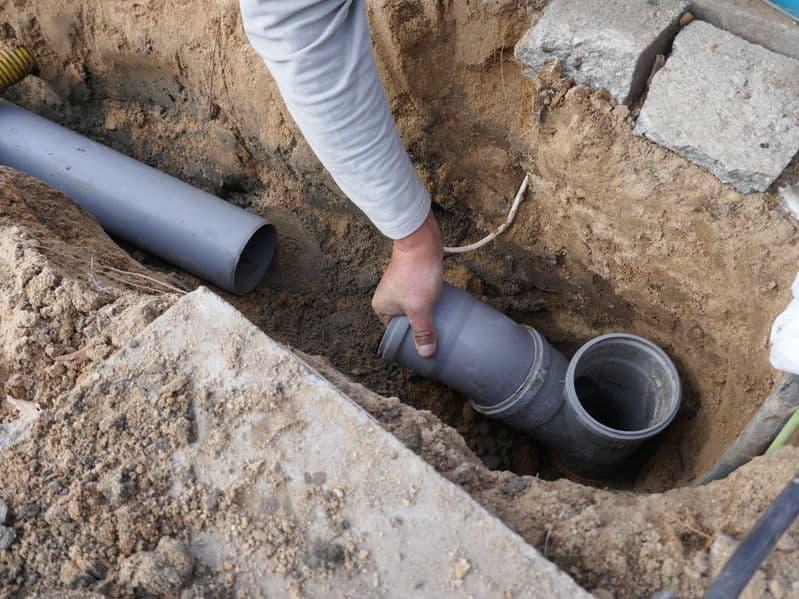 Trenchless sewer repair in Tortolita, AZ