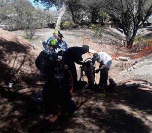 trenchless sewer repair in Tortolita, AZ.