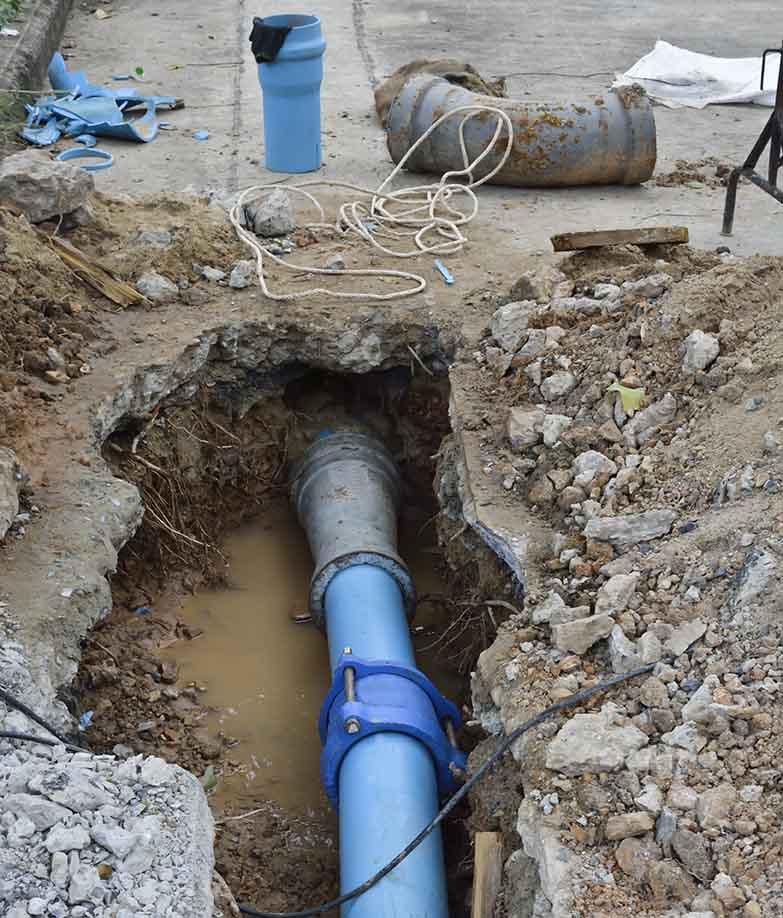 water line repair in Tortolita, AZ