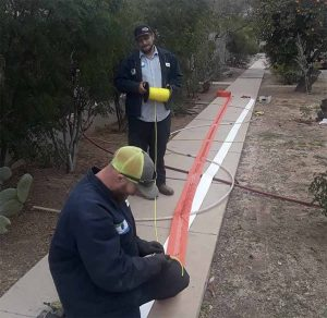 trenchless sewer repair in Oro Valley